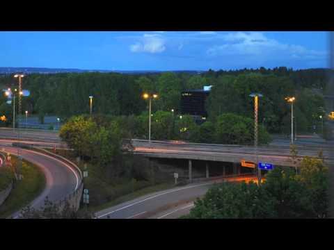 Sandvika - Time Lapse