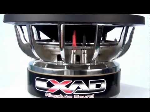 เครื่องเสียงรถยนต์ ทดสอบ : EXAD 12XL