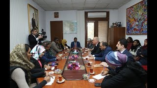 Sudanese media outlets seek cooperation with AZERTAC
