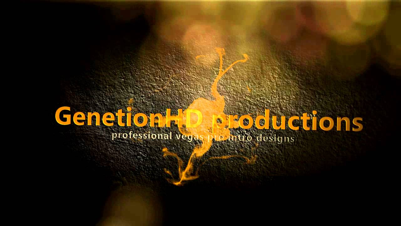 Sony Vegas Pro 11 Intro Template + Download - YouTube