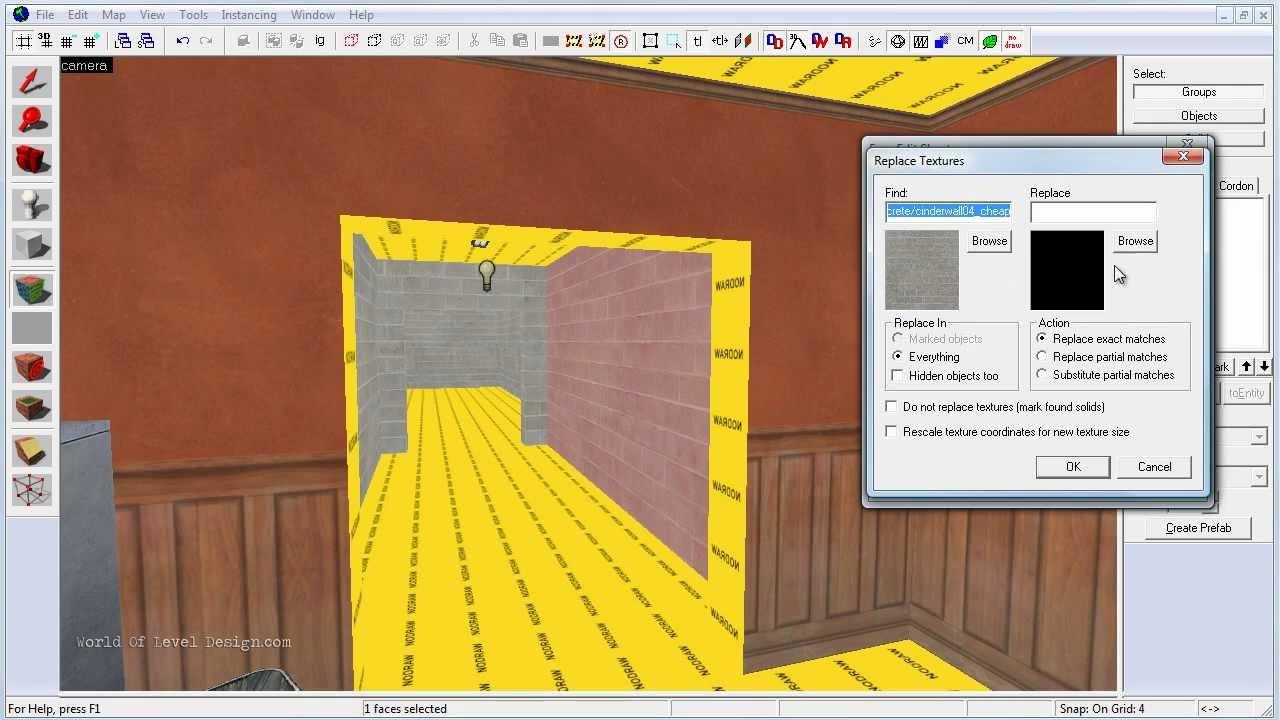 Csgo sdk texturing applying textures and optimizing early beginner series 7 8 tutorial 07 youtube