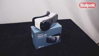 Очки виртуальной реальности Samsung Gear VR Распаковка (Sulpak.kz)(, 2016-04-04T11:58:02.000Z)
