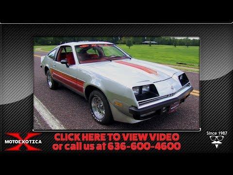 1980 Chevrolet Monza Spyder - For Sale @ MotoeXotica.com