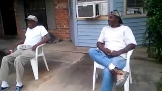 2 Black guys arguing about trucks!!