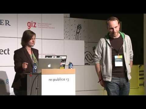 re:publica 2013 - Kirsten Fiedler, Alexander Sander: Praktische Anleitung für den fürsorglichen Über on YouTube