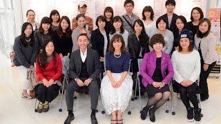 優木まおみさんがヒューマンアカデミー新宿校で特別イベントを開催! 前...
