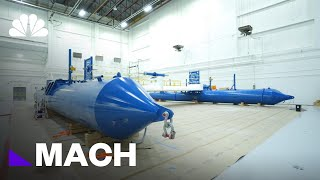 Using Tidal Energy To Power Off-The-Grid Towns | Mach | NBC News