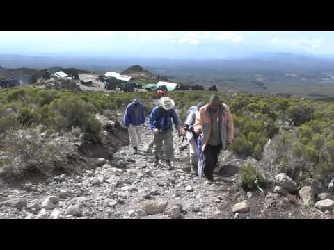 Climbing Kilimanjaro (Matt's Video Journal)