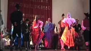 Folclore Andaluz 82 Jotilla de Aznalcollar (Sevilla)