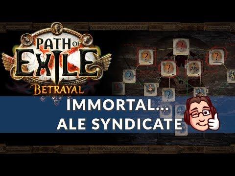 Liga Betrayal - Immortal Syndykat i nowi mistrzowie w Path of Exile!