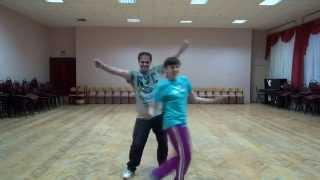 Танцуем HIP-HOP получаем удовольствие!