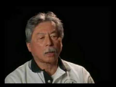Si-Gung Taky Kimura -- Bruce Lee's highest student (clip 1)