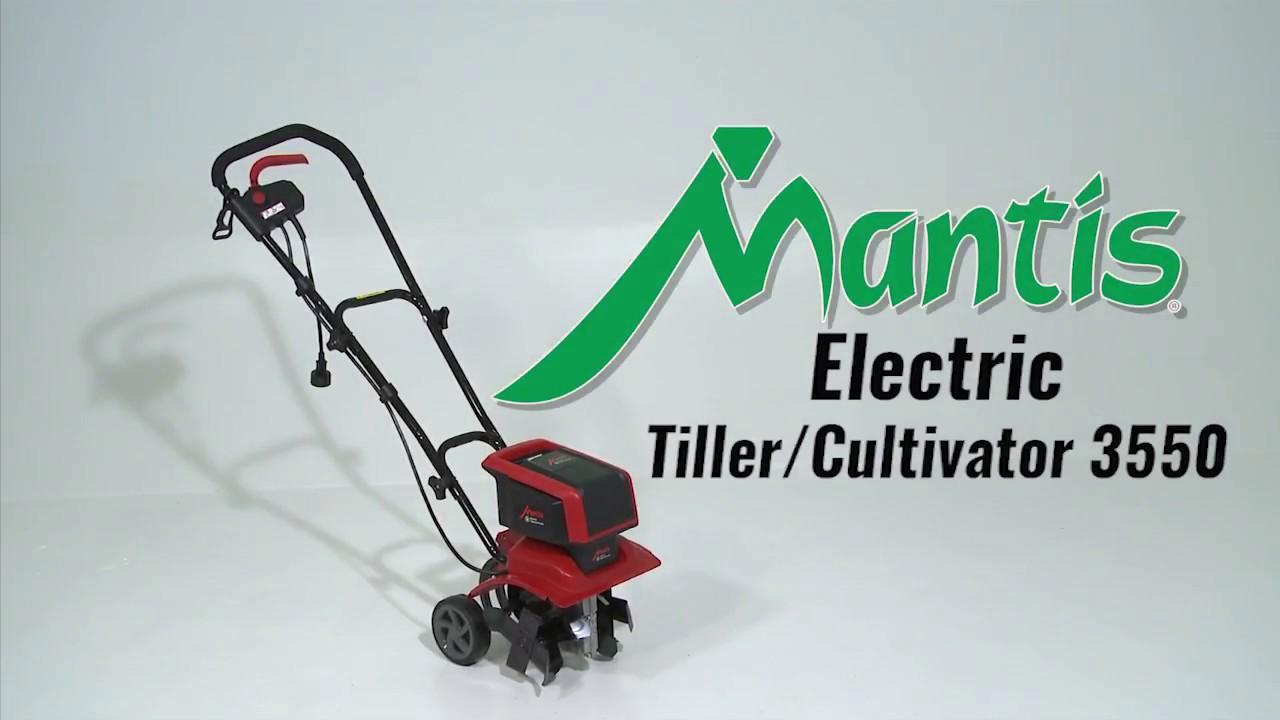 Mantis Tiller Maintenance Tips & How-To Instructions