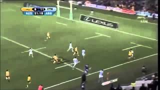 ZDT Highlight Australia vs Los Pumas 2012