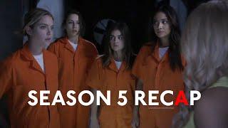 Video Pretty Little Liars - Season 5 Recap download MP3, 3GP, MP4, WEBM, AVI, FLV Agustus 2018