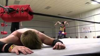 FLW Heavyweight Title Match: Heidi Lovelace Vs. Darin Corbin (c)