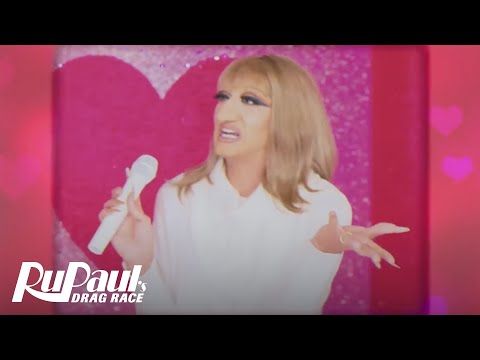The Perfect Snatch Of Love ❤️| RuPaul's Drag Race All Stars 4