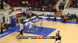 Euroleague | Unics Kazan - Nizhny Novgorod Maçı