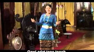 Lagu Daerah Lampung - Cangget Agung