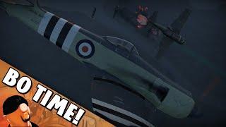 Repeat youtube video War Thunder - Sea Fury FB 11