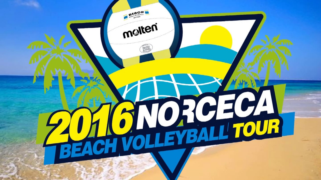 2016 NORCECA Beach Volleyball