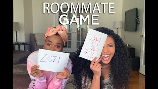 WHO IS THE BETTER ROOMMATE!? **TRIVIA ALERT**