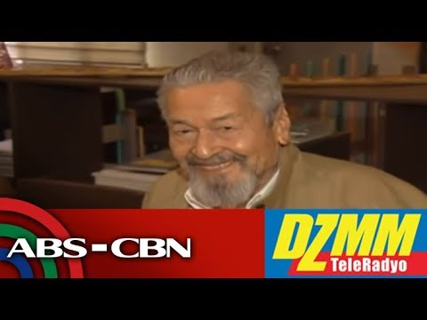 Eddie Garcia, pumanaw na | DZMM