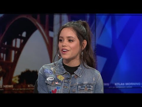 "Jenna Ortega on How Kids Relate to ""Stuck in the Middle"""