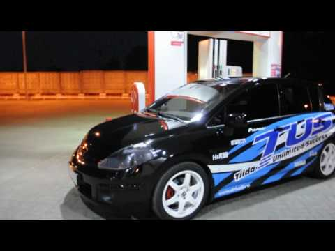 Промо о Nissan Tiida Unlimited Success