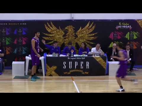 LNP Serie B 2017 18 Girone A Urania Milano vs Fiorentina Basket