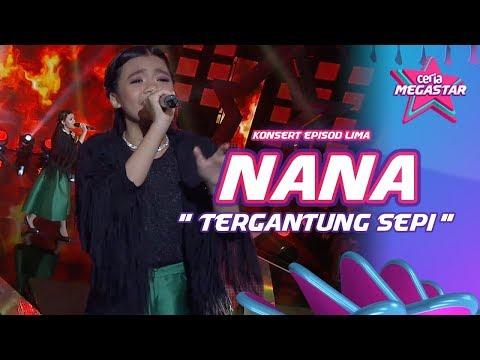 Nana Menusuk Kalbu dengan Tergantung Sepi Haqiem Rusli   Johan, Pak Nil, AC Mizal, Mas Idayu