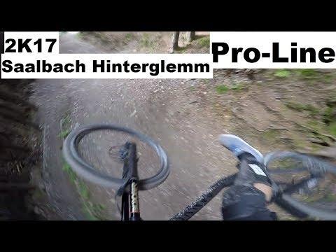 Bikepark Saalbach Hinterglemm Track Check Pro Line Mit Rob J