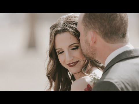 This Groom Had Not One, But TWO Great Reactions | Maggie Sottero Designs | The Brickhouse Films