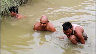 मछली पकड़ने का अपना तरीका Machli pakadne  ka अपना तरीका