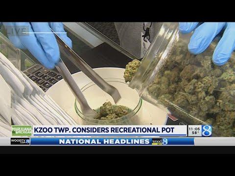 Kalamazoo Township Considers Recreational Pot Rules