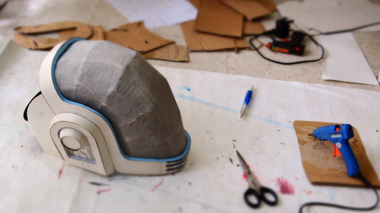 62 guy manuel daft punk helmet part 1 cardboard free pdf