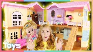 [Ellie] Fairy Jyujyu Secret FullHouse Ellie's Home Game | CarrieAndToys