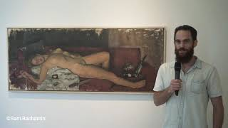 Catching the Light, Gallery talk withe the painter (Jocastas OD)