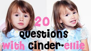 20 Questions With Cinder-Ellie Thumbnail
