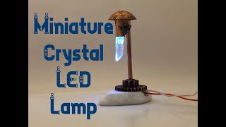 Miniature Crystal Lamp | Inspired by Bentley House Minis