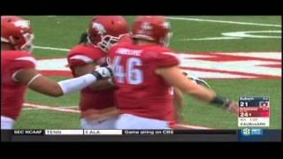 Arkansas vs. Auburn 2015 (4-OT)