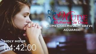 HOLY HOUR   28/09/2020 - NAVEGANDO NO MAR DA VIDA   MUDE - Mulheres de Deus