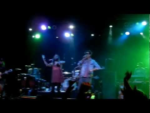 "Dirty Heads & Matisyahu - ""Dance All Night"" live performance"