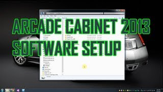 Arcade Cabinet Build 2013 - Part 3 - Software