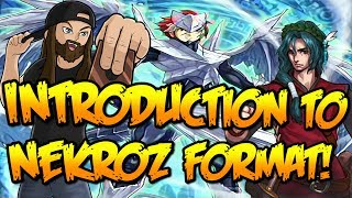 INTRODUCTION TO NEKROZ FORMAT!