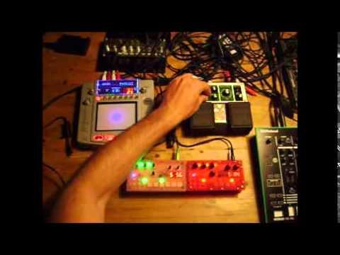Dual wielding MicroGranny granular samplers - free noise