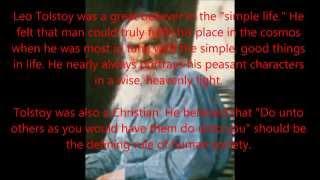Leo Tolstoy Documentary