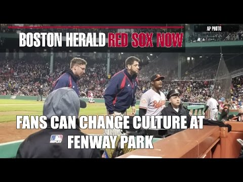 Red Sox Fans Can Change Culture at Fenway Park After Jones Incident