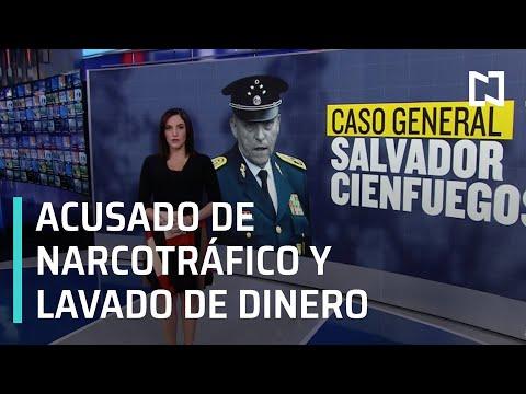 ¿Cómo empezó el caso del general Salvador Cienfuegos? - Despierta