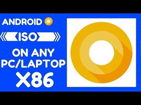 How to Install Android x86 Oreo on Windows PC Dual Boot